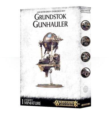 Kharadron Overlords: Grundstok Gunhauler - Warhammer Age of Sigmar - Games Workshop