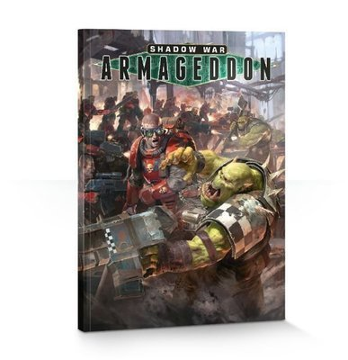 Regelbuch: Shadow War: Armageddon (English Softcover) - Warhammer 40.000 - Games Workshop
