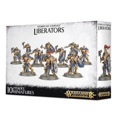 STORMCAST ETERNALS LIBERATORS - Warhammer Age of Sigmar - Games Workshop