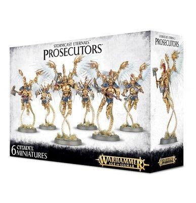 STORMCAST ETERNALS PROSECUTORS - Warhammer Age of Sigmar - Games Workshop