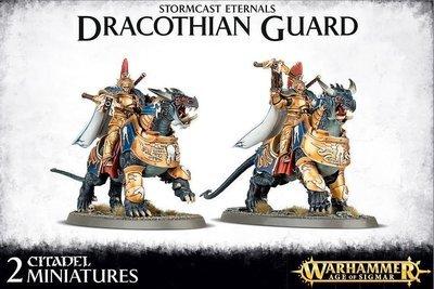 STORMCAST ETERNALS DRACOTHIAN GUARD - Warhammer Age of Sigmar - Games Workshop