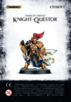 MO: STORMCAST ETERNALS KNIGHT-QUESTOR - Warhammer Age of Sigmar - Games Workshop
