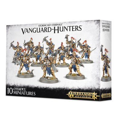 STORMCAST ETERNALS VANGUARD-HUNTERS - Warhammer Age of Sigmar - Games Workshop