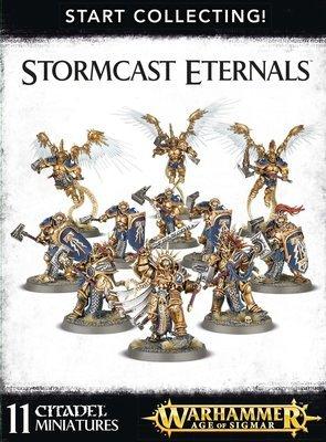 START COLLECTING! STORMCAST ETERNALS - Warhammer Age of Sigmar - Games Workshop
