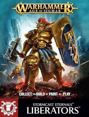 EASY TO BUILD: LIBERATORS - Warhammer Age of Sigmar - Games Workshop