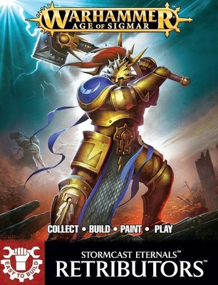 EASY TO BUILD: RETRIBUTORS - Warhammer Age of Sigmar - Games Workshop