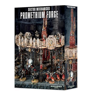SECTOR MECHANICUS: PROMETHIUM FORGE - Gelände - Games Workshop