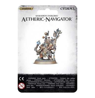 KHARADRON OVERLORDS AETHERIC-NAVIGATOR - Warhammer Age of Sigmar - Games Workshop