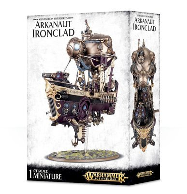 KHARADRON OVERLORDS ARKANAUT IRONCLAD - Warhammer Age of Sigmar - Games Workshop
