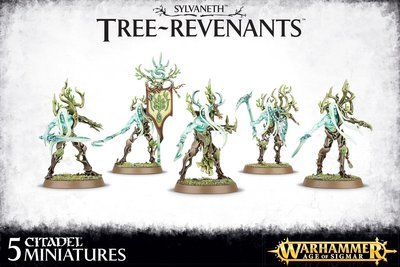 SYLVANETH TREE-REVENANTS - Warhammer Age of Sigmar- Games Workshop