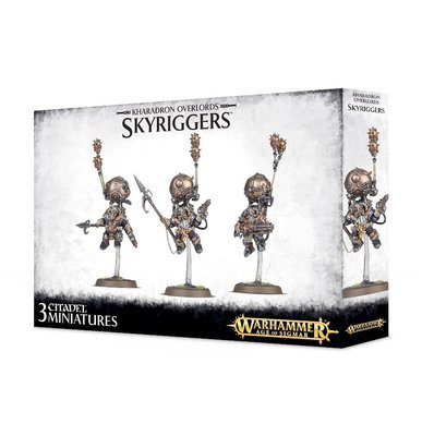 KHARADRON OVERLORDS SKYRIGGERS Endrinriggers - Warhammer Age of Sigmar - Games Workshop