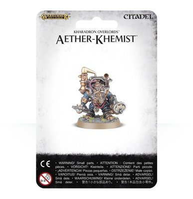 MO: KHARADRON OVERLORDS AETHER-KHEMIST - Warhammer Age of Sigmar - Games Workshop