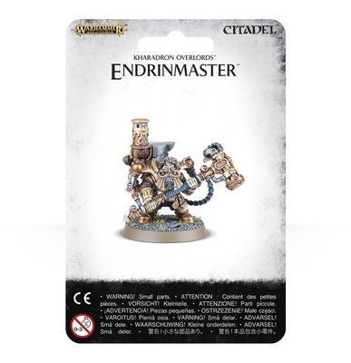 KHARADRON OVERLORDS ENDRINMASTER - Warhammer Age of Sigmar - Games Workshop