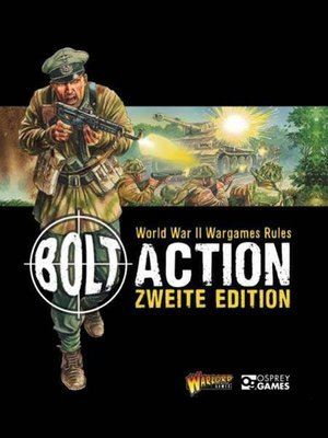 Bolt Action 2 Rulebook Regelbuch - Deutsch