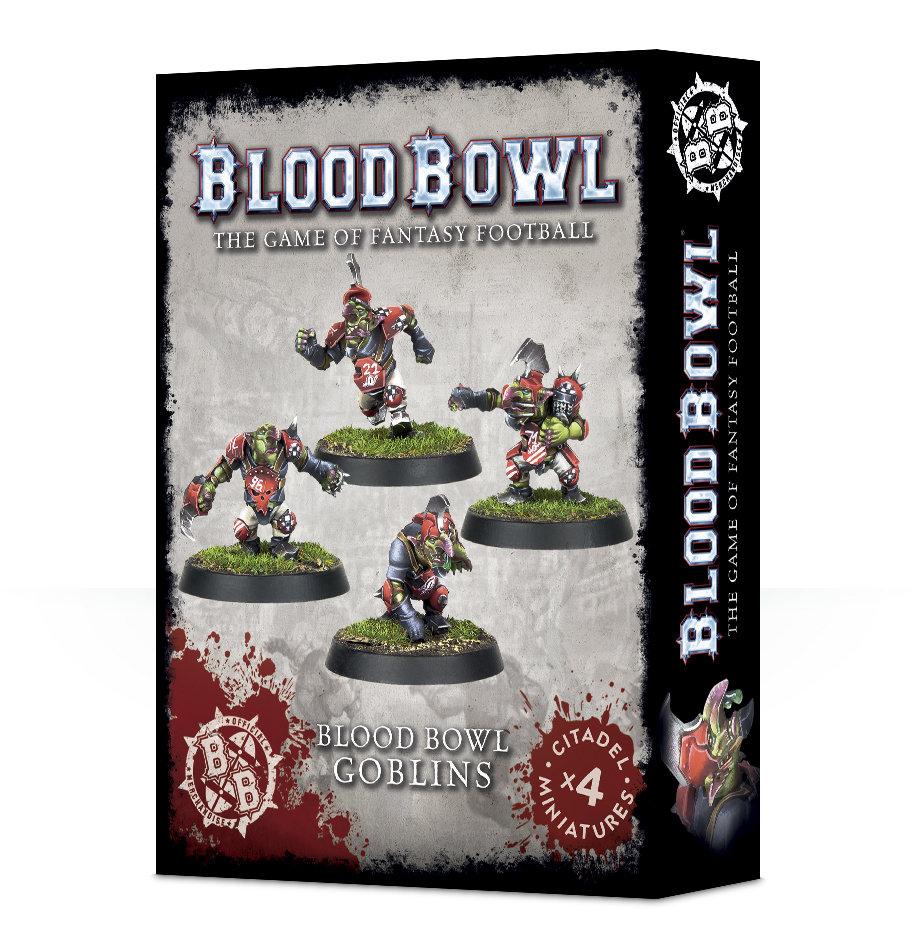 Blood Bowl Goblins - Blood Bowl - Games Workshop