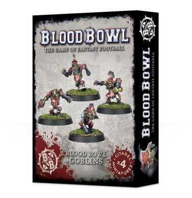 Blood Bowl Goblins - Blood Bowl - Games Workshop