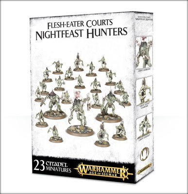 Flesh-Eater Courts Nightfeast Hunters - Warhammer Age of Sigmar Skirmish - Games Workshop