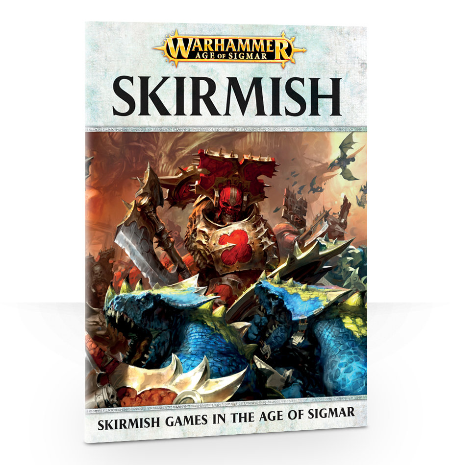 Warhammer Age of Sigmar: Skirmish (Englisch) - Games Workshop
