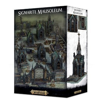 SIGMARITE MAUSOLEUM - Warhammer Age of Sigmar - Games Workshop