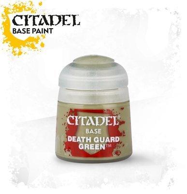 BASE: DEATH GUARD GREEN (12ML) - Citadel Farbe - Games Workshop