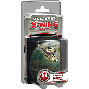 Star Wars X-Wing: Auzituck-Kanonenboot Auzituck Gunship • Erweiterung-Pack ENGLISH