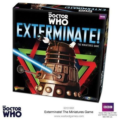 Exterminate! - In to the Time Vortex Game - Doctor Who