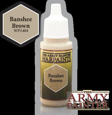 Banshee Brown - Army Painter Warpaints