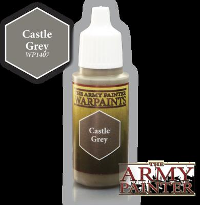 Castle Grey - Army Painter Warpaints