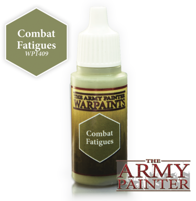 Combat Fatigues - Army Painter Warpaints