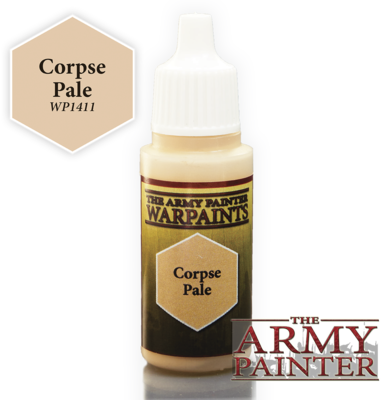 Corpse Pale - Army Painter Warpaints