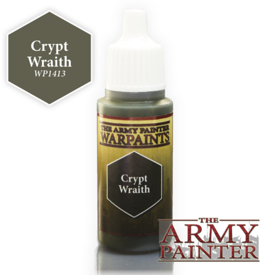 Crypt Wraith - Army Painter Warpaints