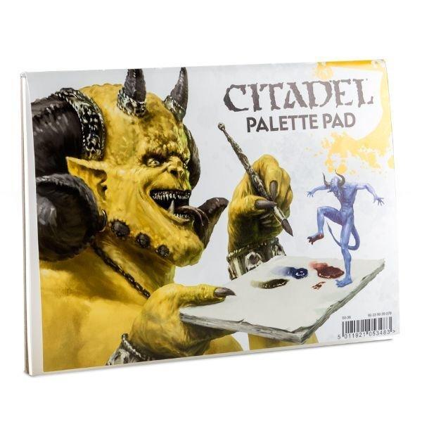 Citadel Palette Pad (Papierpalette) - Citadel - Games Workshop