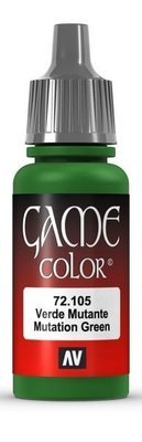 Mutation Green - Game Color Farbe - Vallejo