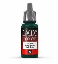 Dark Green - Game Color Farbe - Vallejo