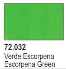 Escorpena Green - Game Color Farbe - Vallejo