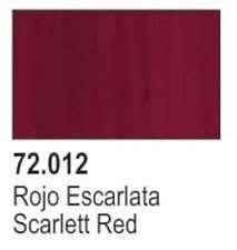 Scarlet Red - Game Color Farbe - Vallejo