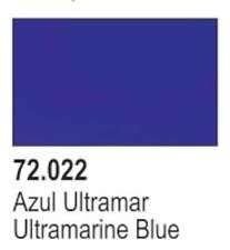 Ultramarine Blue - Game Color Farbe - Vallejo