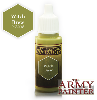 Witch Brew - Army Painter Warpaints