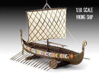 Plastic Viking Ship - Wikingerschiff - Warlord Games
