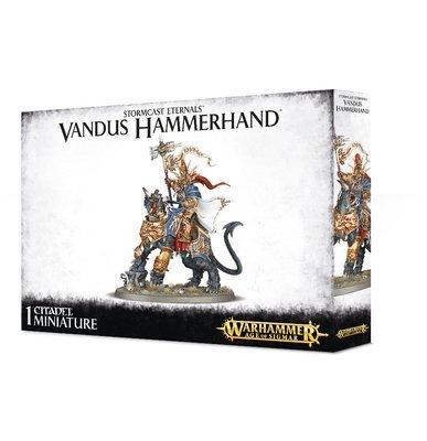 MO: Vandus Hammerhand - Stormcast Eternals - Age of Sigmar - Games Workshop