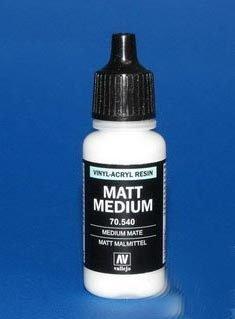 Matt Malmittel (Matt Medium) - Vallejo