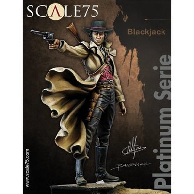 Blackjack - 75mm - Scale75