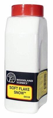Soft Flake Snow Schneeflocken (Shaker) - Woodland Scenics