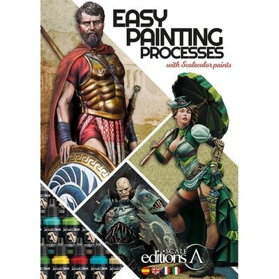 Easy Painting Process - Scale75 - Buch