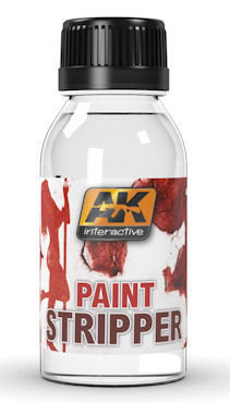 Paint Stripper - AK Interactive