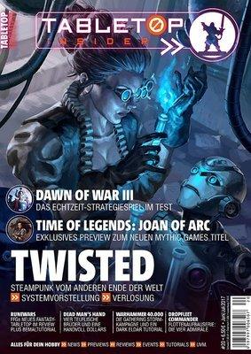 Tabletop Insider Nr. 20 - Heft - Juni-Juli-2017