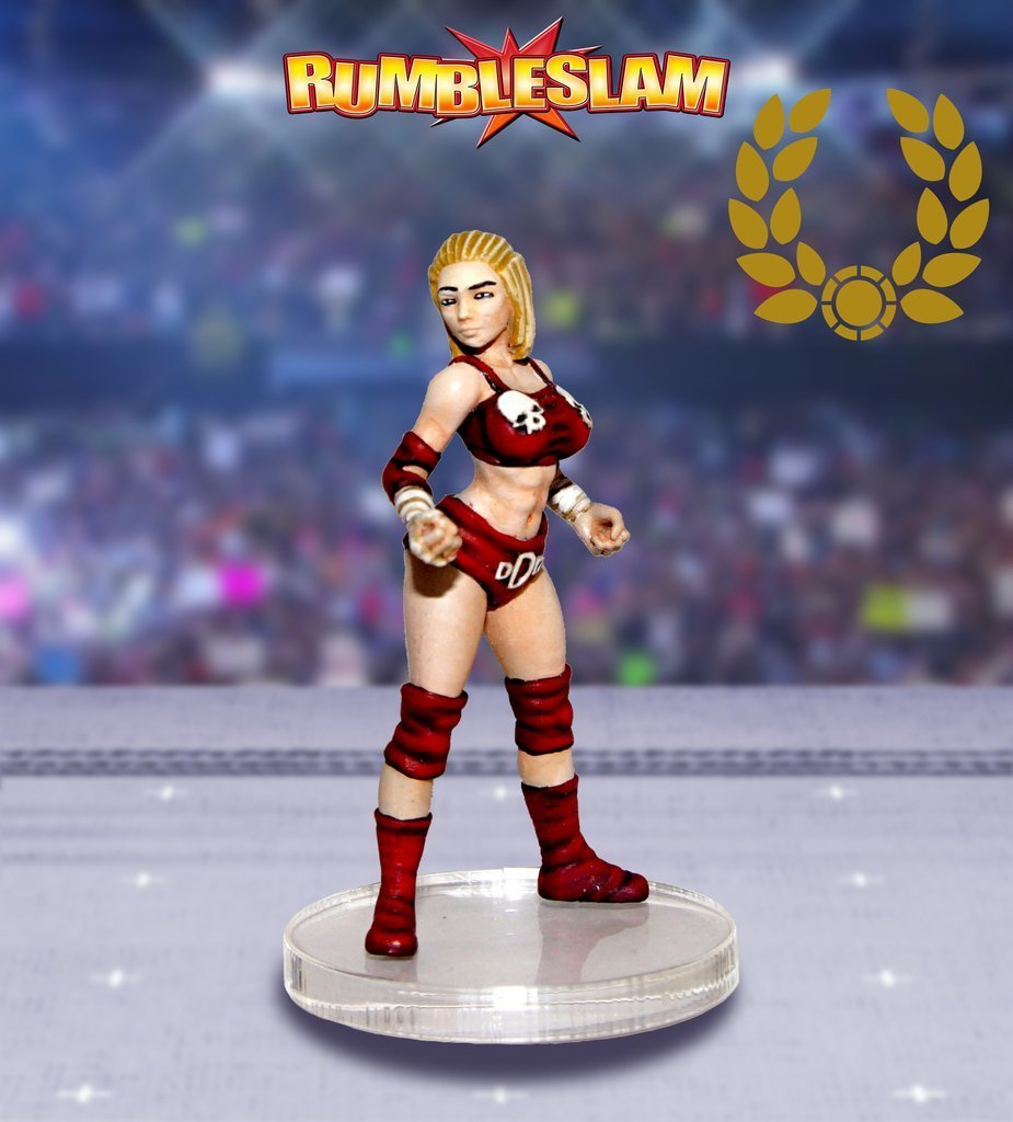 Triple D - RUMBLESLAM Wrestling