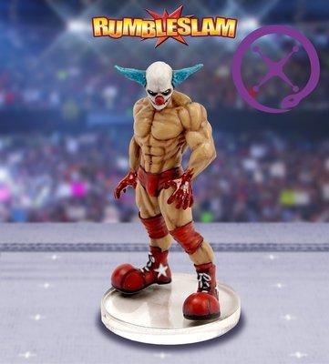 Chuck - RUMBLESLAM Wrestling