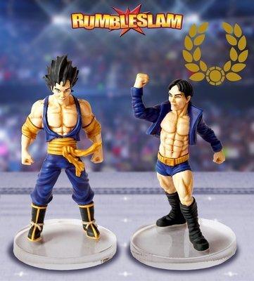 Dragonbrawlers - RUMBLESLAM Wrestling