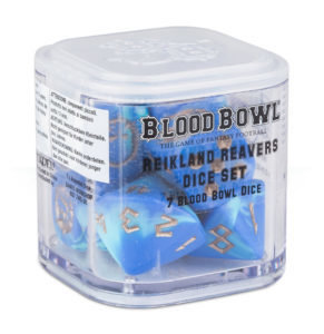 Blood Bowl Human-Würfel Dice - Games Workshop